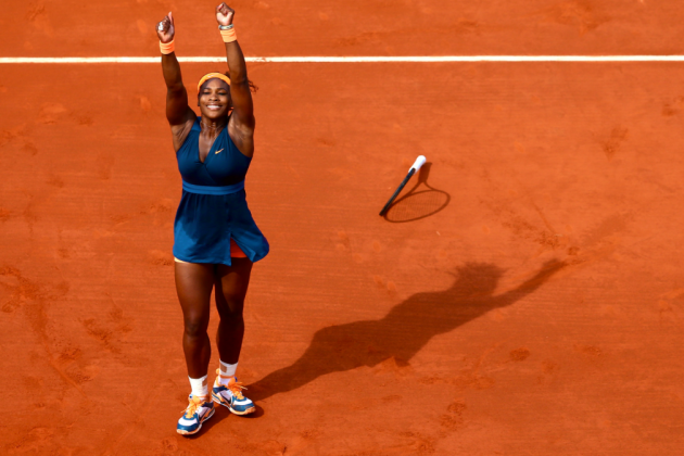 Williams vs. Sharapova: Recap and Results from French Open 2013 Women's Final