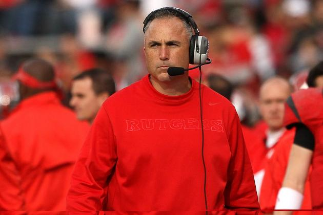 Kyle Flood, Football Shine Amid Rutgers' Athletics Scandals