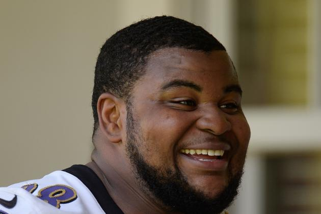 Ravens Sign Third-Round DT Brandon Williams to $2.697 Million Contract