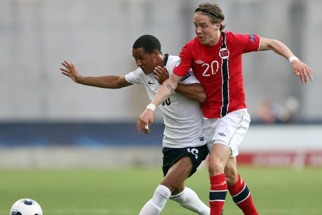 England vs. Norway: Score and Recap for Euro U-21 Championship Match