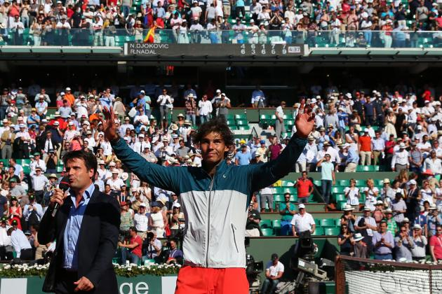 French Open 2013: Breaking Down Why Rafael Nadal is so Dominant on Clay