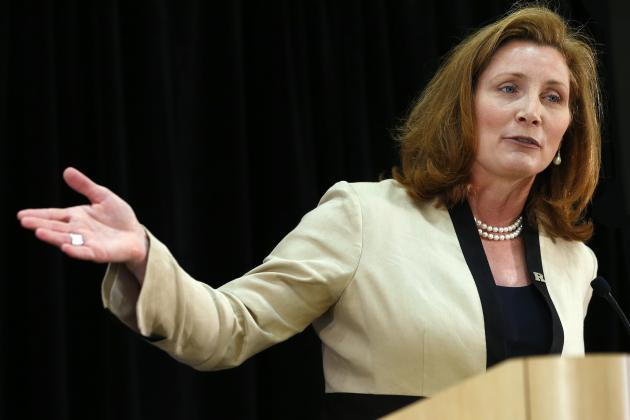 Rutgers University's Julie Hermann Controversy  Not Going Away