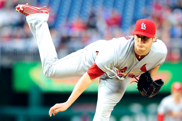 Adam Wainwright and Shelby Miller: Are They the Best Control/Power Duo in MLB?