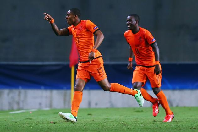 Netherlands vs. Russia: Date, Time, Live Stream and TV Info for Euro U-21 Match