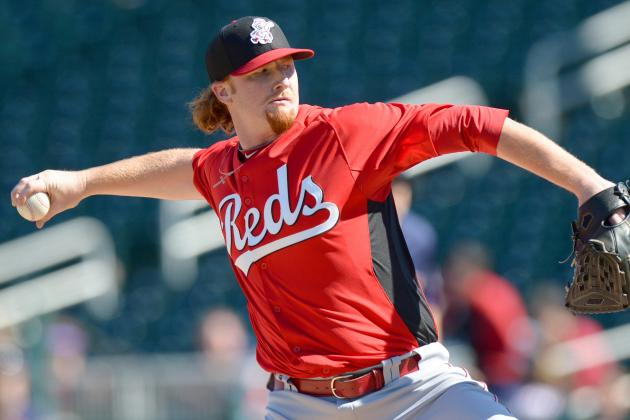 Reds Call Up LHP Curtis Partch, Option RHP Logan Ondrusek