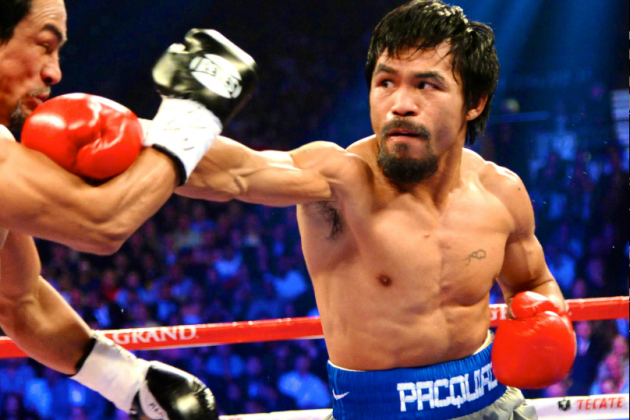 Manny Pacquiao Still Interested in Superfight with Floyd Mayweather
