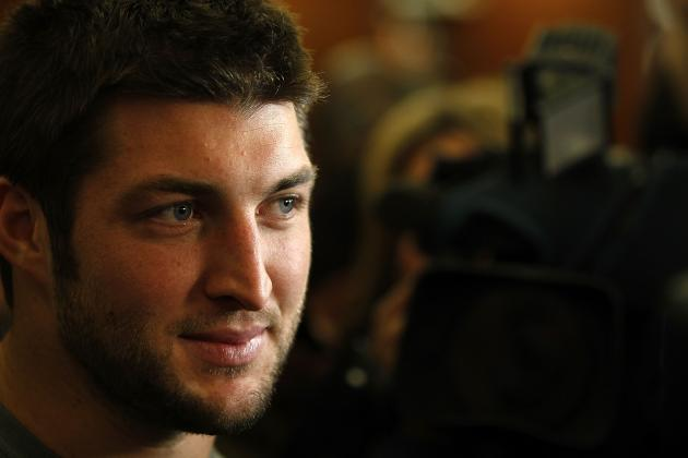 Tim Tebow Can Blame Media for Struggles to Find an NFL Starting QB Job