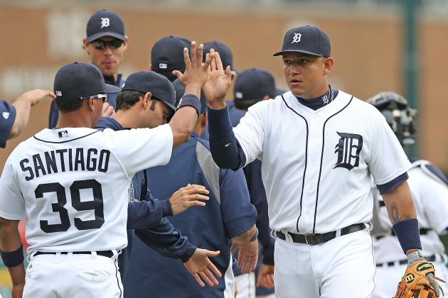 Detroit Tigers Are Contenders but Not a Complete Team