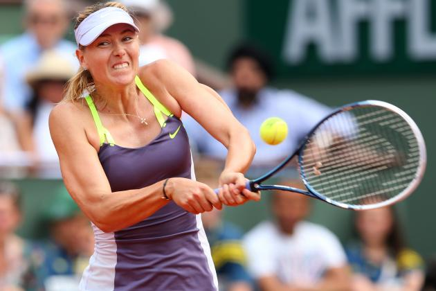 French Open 2013 Results: Valiant Effort Bodes Well for Maria Sharapova's Season