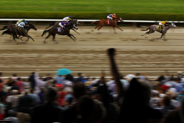 Belmont Stakes 2013 Start Time: When and Where to Watch Final Triple Crown Race