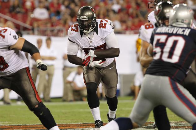 What the New England Patriots See in Running Back LeGarrette Blount