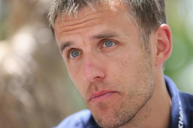 Phil Neville Confirms His 19-Year Playing Career Is Officially over