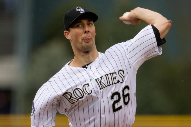Rockies Activate Jeff Francis from DL