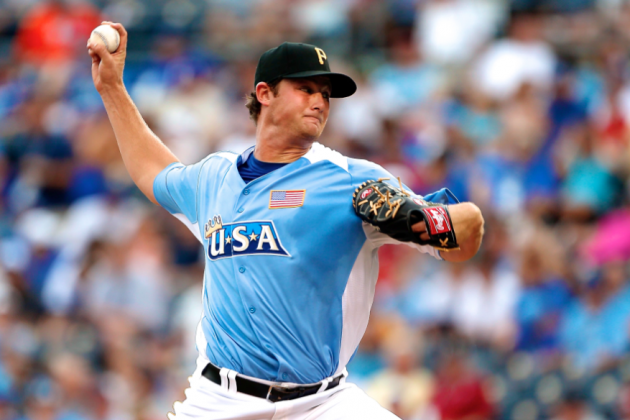 Gerrit Cole Will Make Major League Debut For Pirates On Tuesday