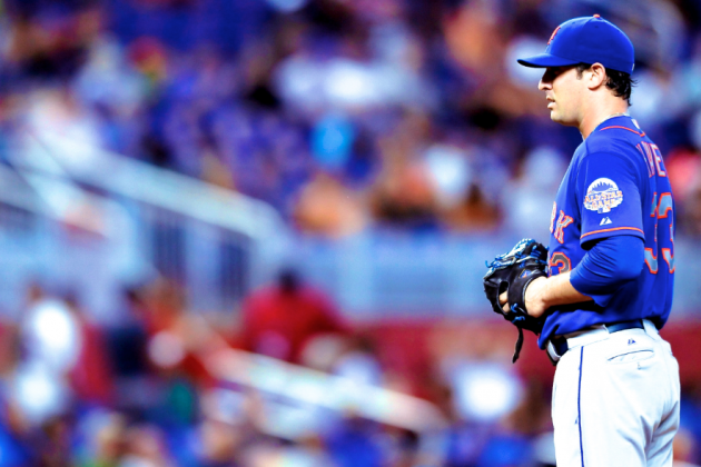 Matt Harvey Injury: Updates on Mets Pitcher's Back
