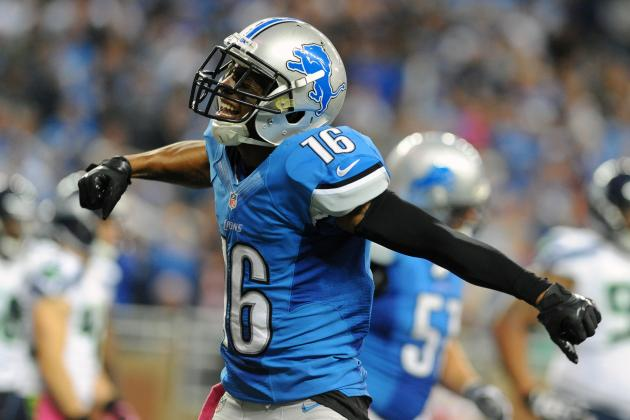 Titus Young, Ex Detroit Lion, Freed After Posting Bond