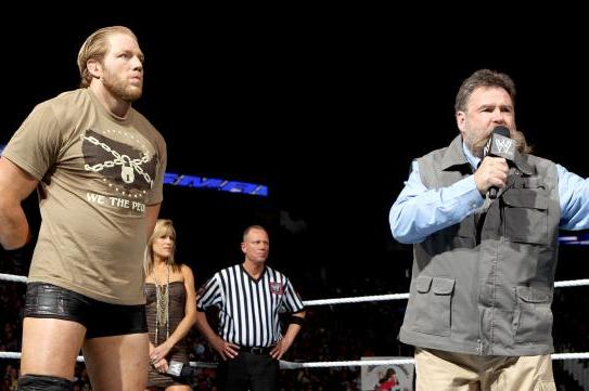 A Letter to the WWE: Please Turn Jack Swagger Face