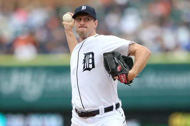 Is Detroit Tigers Max Scherzer the Team's New Ace?