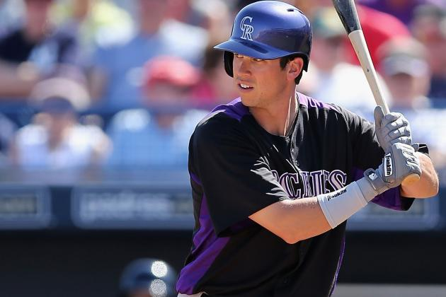 Rockies Recall Colvin; Option Outman