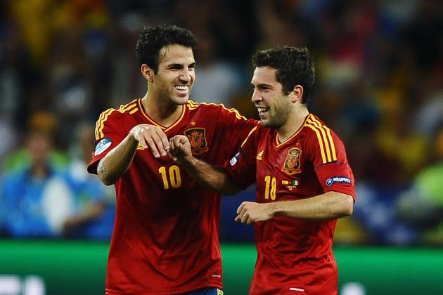 Spain vs. Haiti: Live Score, Highlights, Recap