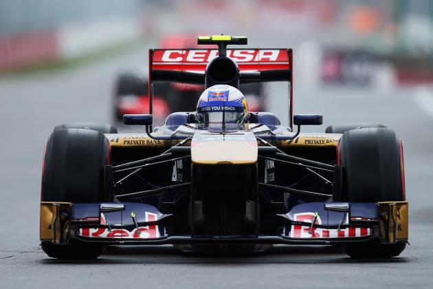 Grand Prix F1 Canada 2013: Top Contenders to Watch at Circuit Gilles Villeneuve