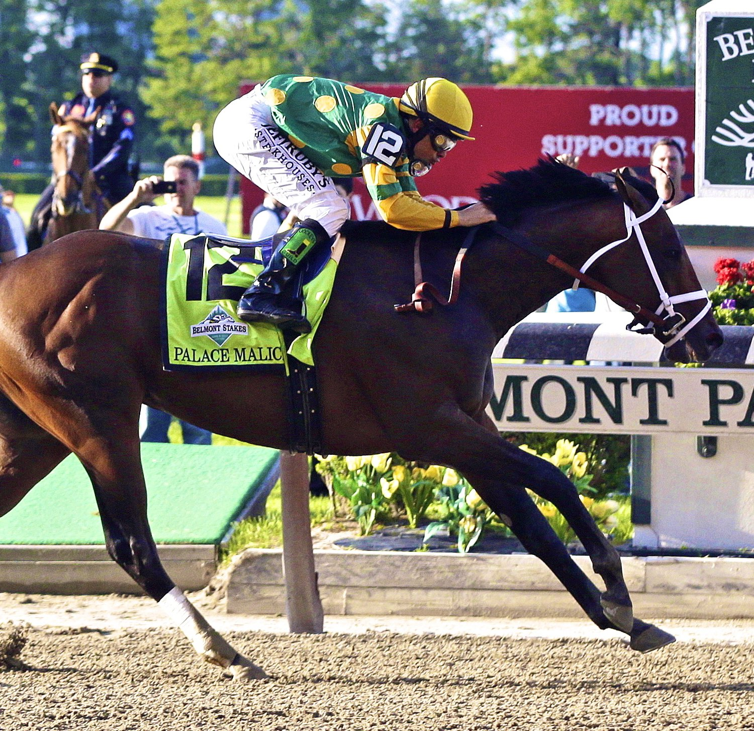 Belmont Stakes 2013 Results Live Analysis And Twitter