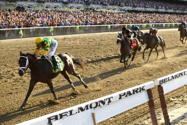 Belmont Stakes 2013 Results: Most Thrilling Highlights and Surprises