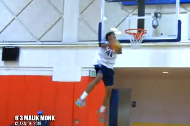 These High School Freshmen Dunking Is Not Fair and Should Not Be Allowed