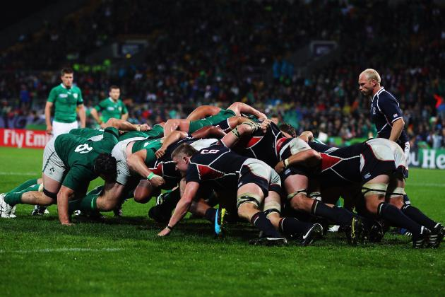 USA Rugby vs. Ireland: Live Coverage, Updates and Analysis