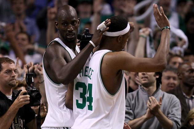 Would Kevin Garnett Return to Boston Celtics Without Paul Pierce?