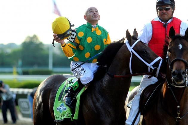 Belmont Stakes 2013: Old Fellas Smith and Stevens Steal Triple Crown Spotlight
