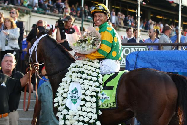 Belmont Stakes 2013 Video: Top Moments and Analysis of Palace Malice's Win