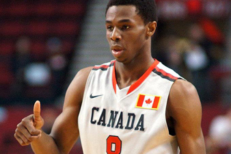 Wiggins Will Put Kansas Before Canada This Summer