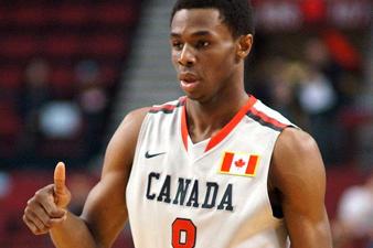 Wiggins Will Put Kansas Before Canada This Summer
