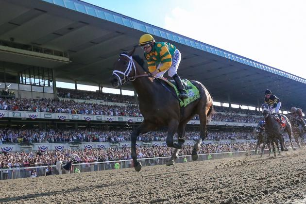 Belmont Stakes 2013 Winner: Palace Malice's Fresh Legs Too Much for Competition