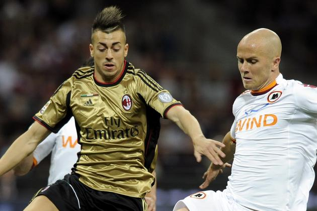 Man City Prepare £34m Bid for AC Milan Forward Stephan El Shaarawy