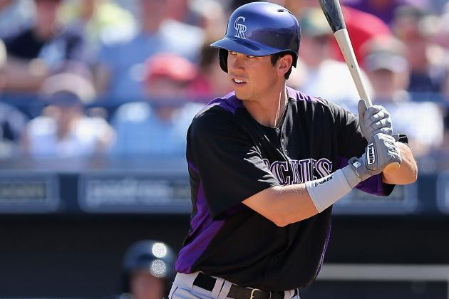 Rockies Activate Jeff Francis, Promote Tyler Colvin