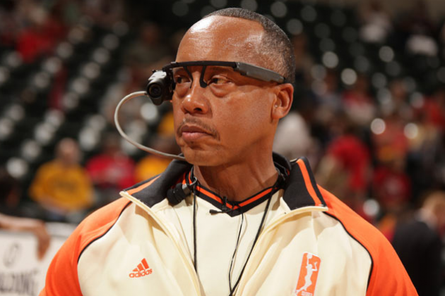 WNBA Debuts New Referee Camera in Phoenix Mercury vs. Indiana Fever Game