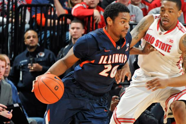 Report: Former Illini Myke Henry Headed to DePaul