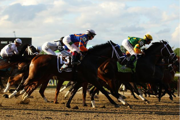 Belmont Stakes 2013 Video: Highlighting the Race's Most Pivotal Moments