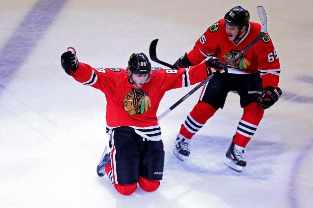 Chicago Blackhawks: Patrick Kane Responds with Game 5 Hat Trick for West Champs