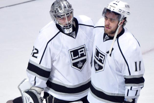 Kings vs. Blackhawks: Agonizing Defeat Halts Los Angeles' Stanley Cup Defense