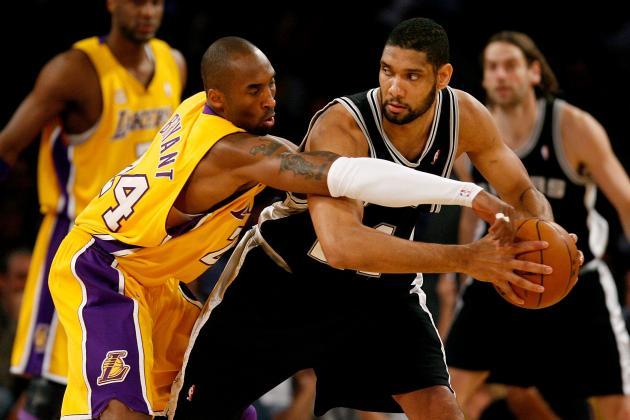 Kobe Bryant: Why the Mamba's Greatness Exceeds That of Tim Duncan