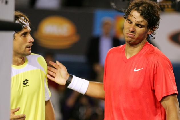 Rafael Nadal's Biggest Weaknesses Against David Ferrer in French Open Final