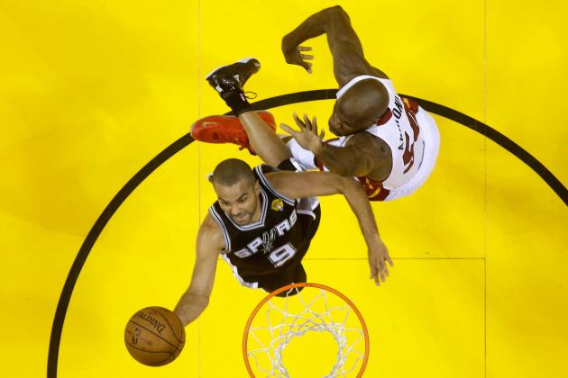 San Antonio Spurs Will Gladly Take What the Defense Gives Them
