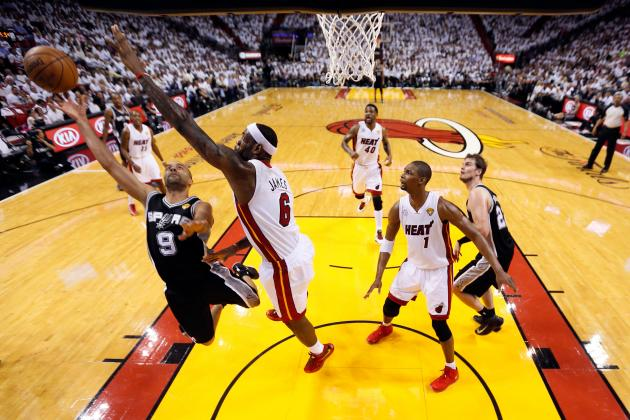 Heat vs. Spurs Game 2: Key Statistics That Will Decide Second Leg of NBA Finals