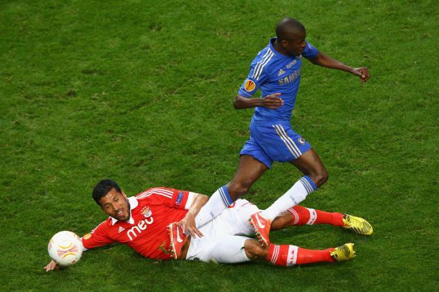 Scouting Rumoured Manchester United Target Ezequiel Garay