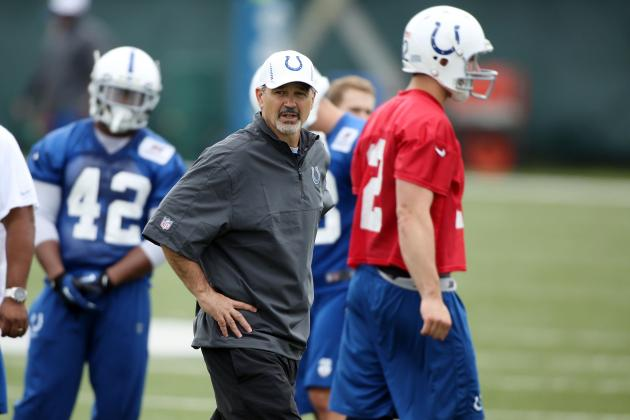 99 Stats Until Kickoff: (No. 11) Colts NFL's Best September Team Since 2000