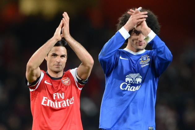 Picking a Dream Arsenal Starting XI to Include Rumoured Transfer Targets