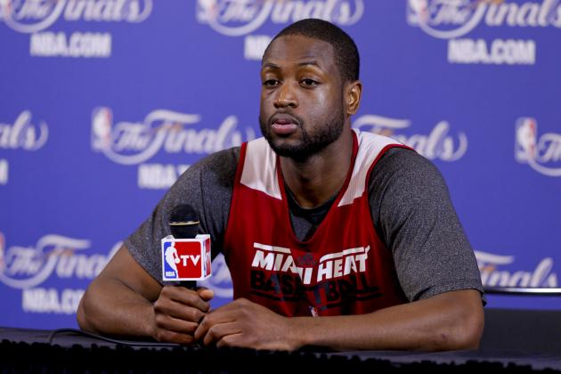 Dwyane Wade Calls Game 2 Of 2013 NBA Finals 'Must-Win' for Miami Heat